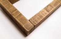 Tortuga Rustic Wooden Ladder Shelf